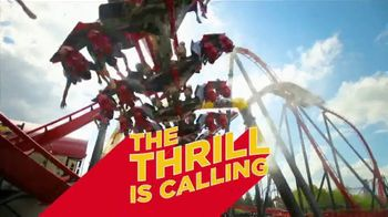 Six Flags Great America TV Spot, 'Wake Up to Awesome: Tickets as Low as: $29.99' - Thumbnail 2
