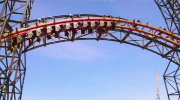 Six Flags Great America TV Spot, 'Wake Up to Awesome: Tickets as Low as: $29.99' - Thumbnail 3
