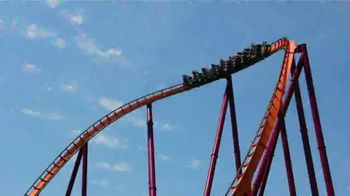 Six Flags Great America TV Spot, 'Wake Up to Awesome: Tickets as Low as: $29.99' - Thumbnail 5