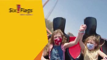 Six Flags Great America TV Spot, 'Wake Up to Awesome: Tickets as Low as: $29.99' - Thumbnail 9