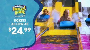 Six Flags Hurricane Harbor Arlington TV Spot, 'The Thrill is Calling: Banzai Pipeline' - Thumbnail 8