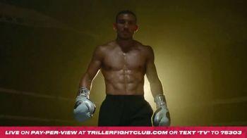 Triller Fight Club TV Spot, 'Bringing Boxing Back: Lopez v. Kambosos Jr.' Featuring Snoop Dogg - Thumbnail 2