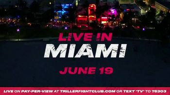 Triller Fight Club TV Spot, 'Bringing Boxing Back: Lopez v. Kambosos Jr.' Featuring Snoop Dogg - Thumbnail 5
