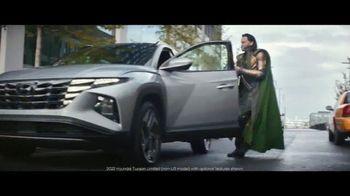 2022 Hyundai Tucson TV Spot, 'Question Everything: Loki' Featuring Tom Hiddleston [T1] - Thumbnail 6