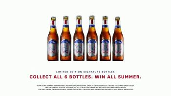 Michelob ULTRA Team ULTRA Summer Sweepstakes TV Spot, 'ULTRA Comeback: Get Back to It' - Thumbnail 8