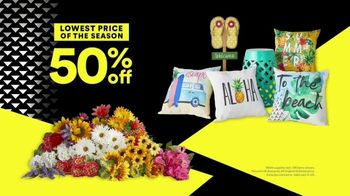 Michaels Lowest Prices of the Season Sale TV Spot, 'Frames, Home Décor and Craft Supplies'