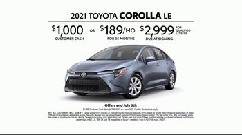 Toyota TV Spot, 'Words of Encouragement' Song by Sia [T2] - Thumbnail 9