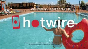 Hotwire TV Spot, 'Hotels Are Back: Self Care' - Thumbnail 8