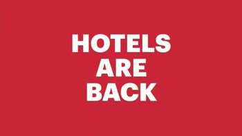 Hotwire TV Spot, 'Hotels Are Back: Self Care' - Thumbnail 5
