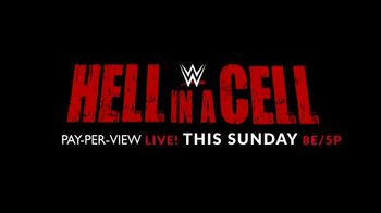 Peacock TV TV Spot, 'WWE: 2021 Hell in a Cell' Song by Ozzy Osbourne - Thumbnail 7