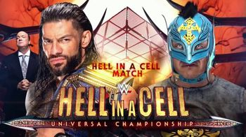 Peacock TV TV Spot, 'WWE: 2021 Hell in a Cell' Song by Ozzy Osbourne - Thumbnail 5