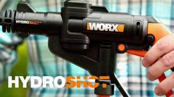 Worx Hydroshot TV Spot, 'Time to Make It Rain'