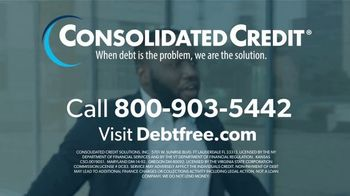 Consolidated Credit Counseling Services TV Spot, 'Kevin's Debt Relief' - Thumbnail 8