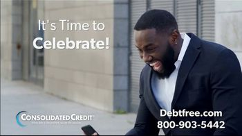 Consolidated Credit Counseling Services TV Spot, 'Kevin's Debt Relief' - Thumbnail 2