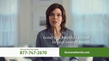 Humana Dental TV Spot, 'Making Choices' - Thumbnail 1
