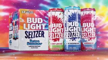 Bud Light Seltzer Retro Summer Pack TV Spot, 'Boogie Shoes' Song by K.C. and the Sunshine Band - Thumbnail 10