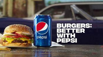 Pepsi TV Spot, 'Better With Pepsi: Burgers' - Thumbnail 10