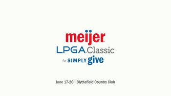 Meijer LPGA Classic for Simply Give TV Spot, 'Rusty' - Thumbnail 9