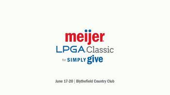Meijer LPGA Classic TV Spot, 'Excited' - Thumbnail 9