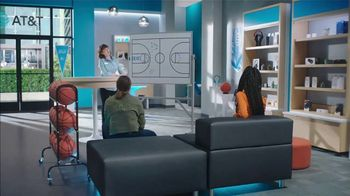 AT&T Wireless TV Spot, 'Lily Plays' - Thumbnail 7