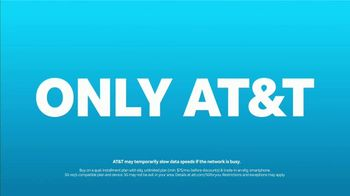 AT&T Wireless TV Spot, 'Lily Plays' - Thumbnail 8