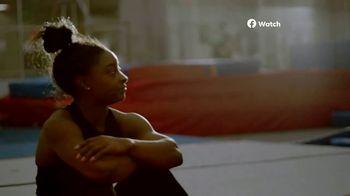 Facebook Watch TV Spot, 'Simone vs. Herself'