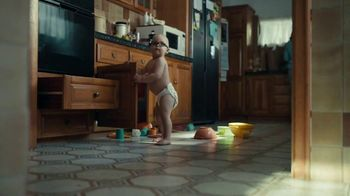 Huggies TV Spot, 'Stay Comfy While You Move'