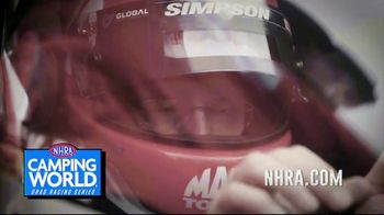 NHRA TV Spot, '2021 Nationals: Norwalk, Denver, and Sonoma' Song by Grace Mesa - Thumbnail 1