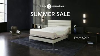 Sleep Number Summer Sale TV Spot, 'Save $500 and Financing for 48 Months' - Thumbnail 2