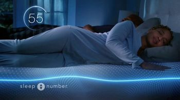 Sleep Number Summer Sale TV Spot, 'Save $500 and Financing for 48 Months' - Thumbnail 3