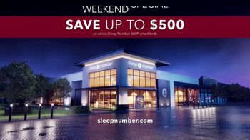 Sleep Number Summer Sale TV Spot, 'Save $500 and Financing for 48 Months' - Thumbnail 9