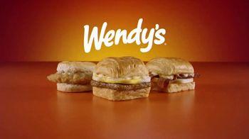 Wendy's 2 For $4 TV Spot, 'A Better Breakfast'