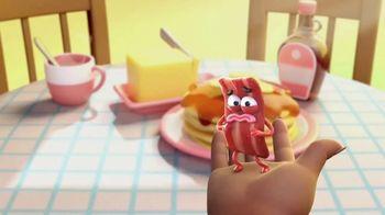 Oscar Mayer TV Spot, 'Keep It Oscar: Sandwich Ghost, Laser Eyes and Pick Me' - Thumbnail 9