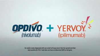 Opdivo + Yervoy TV Spot, 'A Chance for More Sparks' - Thumbnail 3