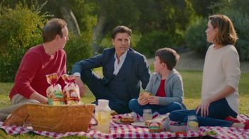 Arnold Small Slice TV Spot, 'John Stamos Tries Small Slice' - 255 commercial airings