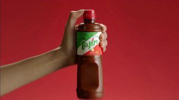 Tajín Mild Hot Sauce TV Spot, 'The Saucy Way to Enjoy Popcorn, Chips, and Drinks'