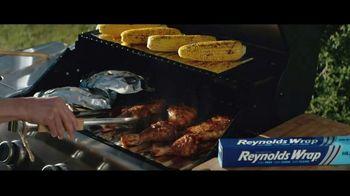 Reynolds Wrap TV Spot, 'Make Time With Reynolds Wrap: Pool' - Thumbnail 6
