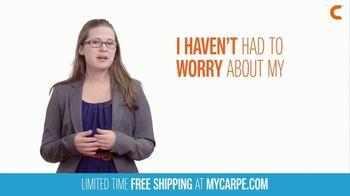 Carpe TV Spot, 'Dr. Beth Goldstein: Free Shipping' - Thumbnail 8
