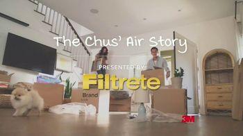 Filtrete Air Filters TV Spot, 'The Chus' Air Story' - Thumbnail 2