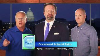 Relief Factor 3-Week Quickstart TV Spot, '100% Drug-Free: Julia' - 4 commercial airings