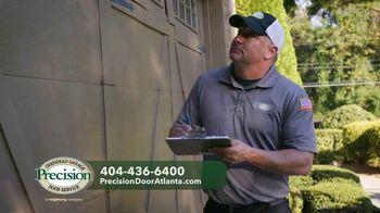 Precision Door Service TV Spot, 'Plumber: Garage Door Replacement' - Thumbnail 4