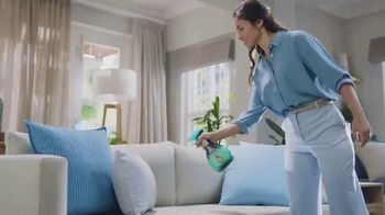 Febreze Unstopables Touch TV Spot, 'Welcome Home to Fresh' - Thumbnail 3