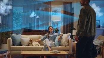 Febreze Unstopables Touch TV Spot, 'Welcome Home to Fresh' - Thumbnail 7