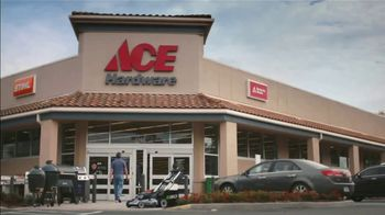 ACE Hardware TV Spot, 'Finding the Perfect Grill: Free Delivery' - Thumbnail 1