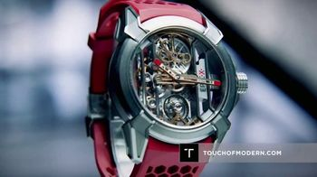 Touch of Modern Watch Week TV Spot, 'Tell Time'