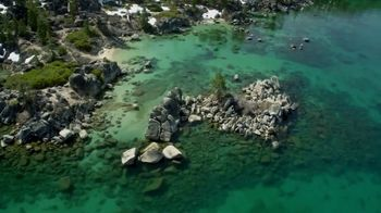 Tahoe Blue Vodka TV Spot, '$100,000 Donation to Clean Up the Lake' - Thumbnail 2