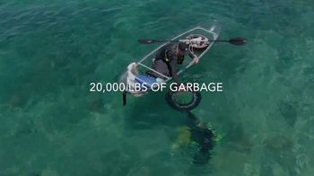 Tahoe Blue Vodka TV Spot, '$100,000 Donation to Clean Up the Lake' - Thumbnail 8