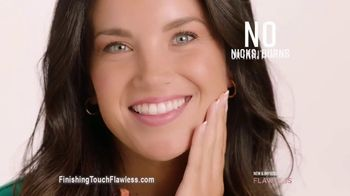 Finishing Touch Flawless TV Spot, 'New and Improved' - Thumbnail 9
