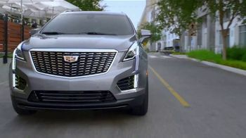 Cadillac Move Up TV Spot, 'Countdown to Luxury: SUVs' Song by DJ Shadow, Run the Jewels [T2]
