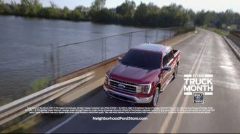 Ford Truck Month TV Spot, 'Time to Take a Ride' Song by Cody Johnson [T2] - Thumbnail 7